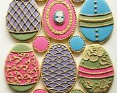 Easter--Cookies