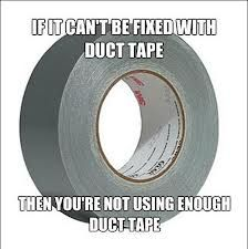 Love Duct Tape?? SNEAKY DUCT TAPE HACKS FOR BETTER HEALTH AND FITNESS!! get more health tips by signing up for our FREE newsletter - get the scoop here -->> www.facebook.com/...