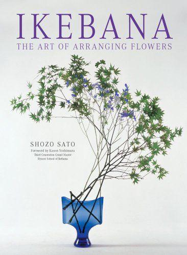 Ikebana Flower Arranging
