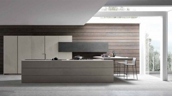 Simple Kitchen Design from Modulnova