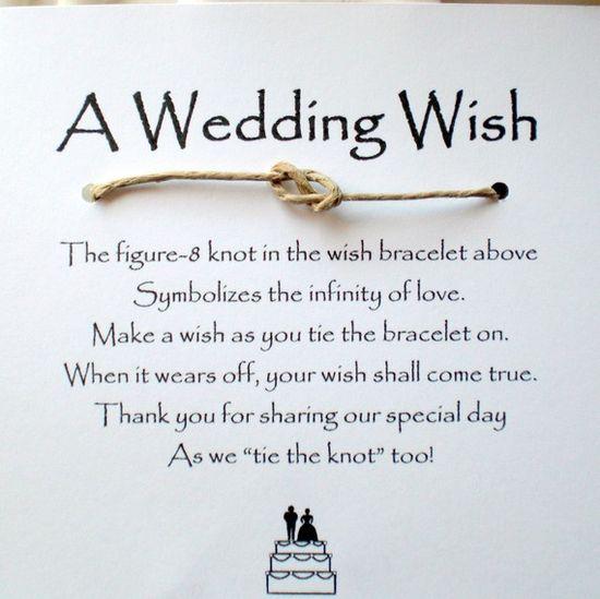 Wedding favors?