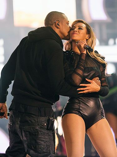 Beyonce and Jay Z #love #PDA #cute