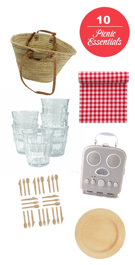 10 Picnic Essentials!