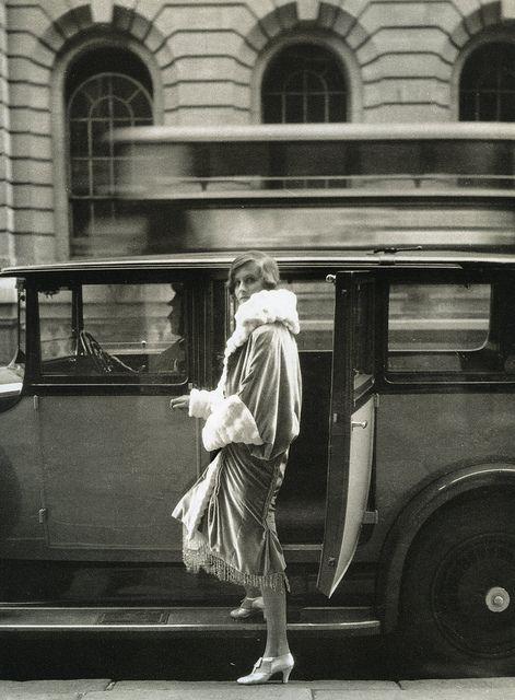 Photo par Cecil Beaton, 1927.