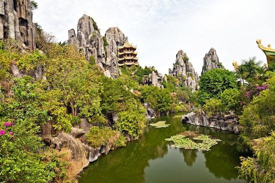 Dai Nam Van Hien. Ho Chi Minh City