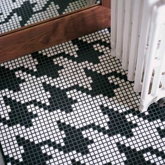 Cool mosaic tile floor #modern floor design #floor designs #floor design