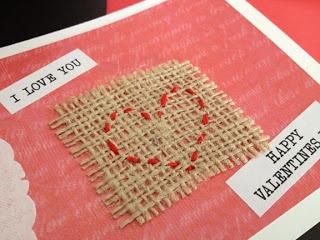 Sohl Design: Handmade Valentine Cards