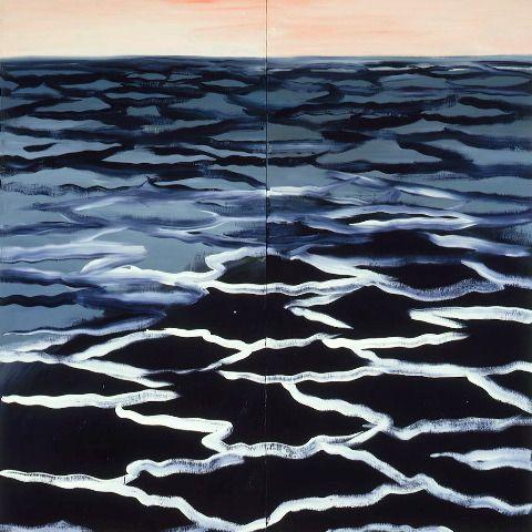 #wandakoop #art #painting #pattern