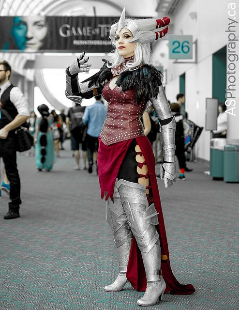 Dragon Age #cosplay