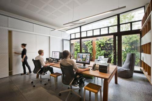Open seating - Oxigen Office Design