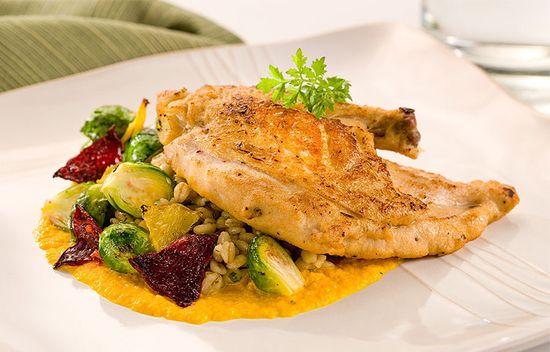 Roast Pheasant Recipe - Cooking Farm-Raised Pheasant