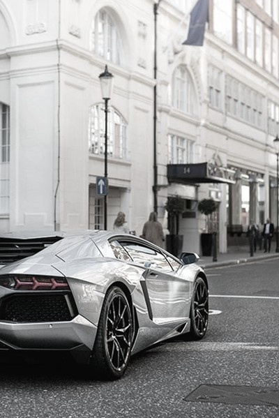 Lamborghini!
