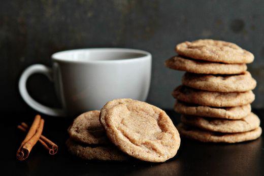 Chai Sugar Cookies.