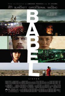 Babel (2006) 9/10 Wow! Now time to watch something not as dark. Loved how Inarritu filmed each story with different types of film.
