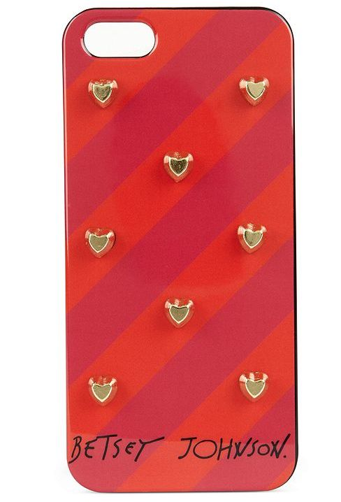 Great last minute gifts: Betsey Johnson iPhone case. Find it in store; doors open until 2am -- and all night in select locations.