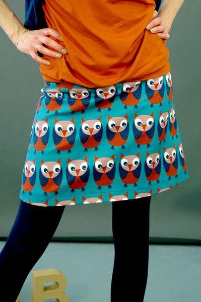 Owl Skirt #Owl #Skirt