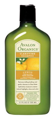 I have to try this, I LOVE lemons!! #shampoo #organic #health #beauty