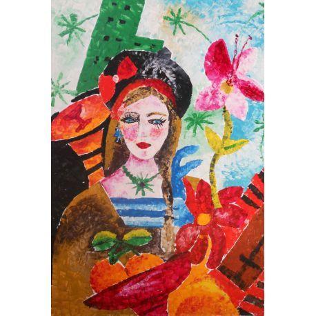 Omaggio a Frida, tab