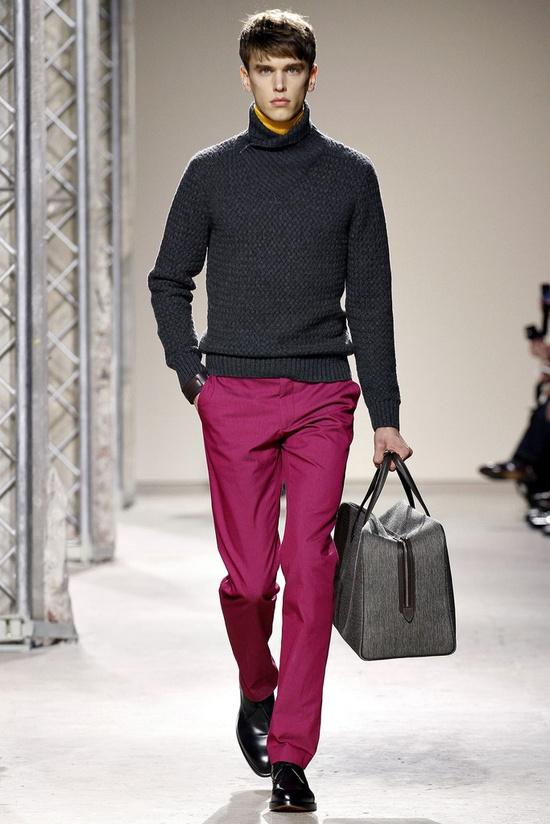Hermès Fall 2013 Menswear
