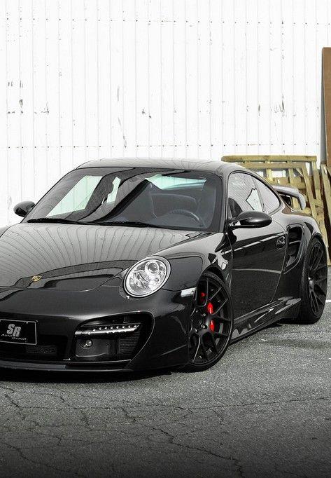 Phenomenal Porsche 911 Turbo