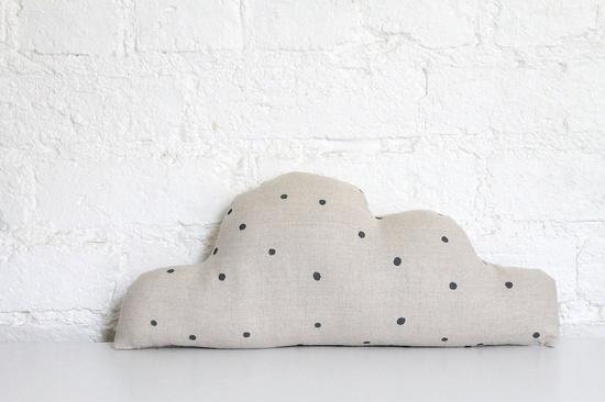 Cloud cushion. #designlovefest