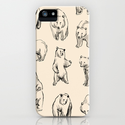 Bear iPhone Case