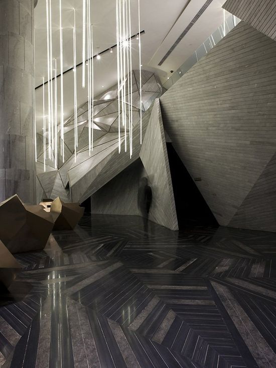 Sales Office by One Plus Partnership, Chongqing   China office design