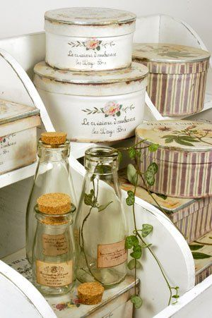 Romantique and Shabby