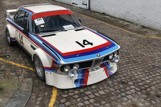#CSL BMW