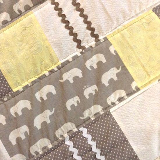 My first Handmade quilt!