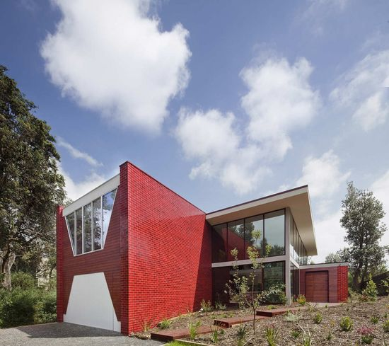Finn House / WoodWoodWard Architecture