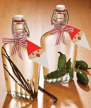 DIY Gift Idea: Infused Vodka.