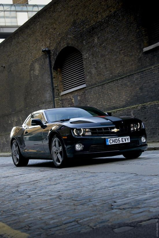 2012 Chevrolet Camaro EU Version. My dream sports car!! I might have it be a comfortable