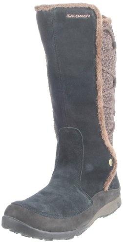 Amazon.com: Salomon Women's Emmy WP Casual Boot: Shoes