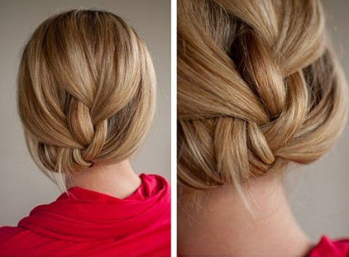 ten-minute-hairstyles... perfect for the office