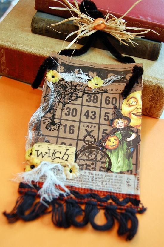 Halloween Bingo Tag