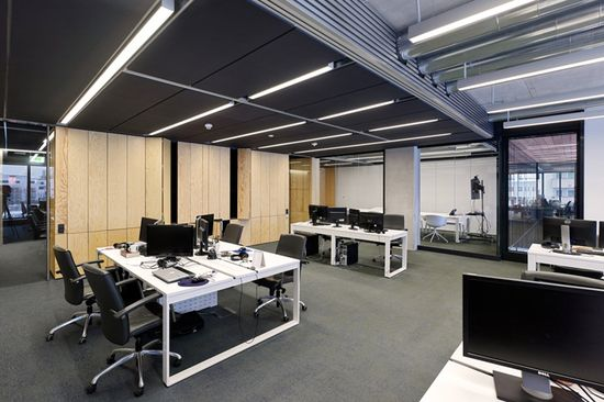 Allegro Group headquarters by Ultra Architects Poznan Poland