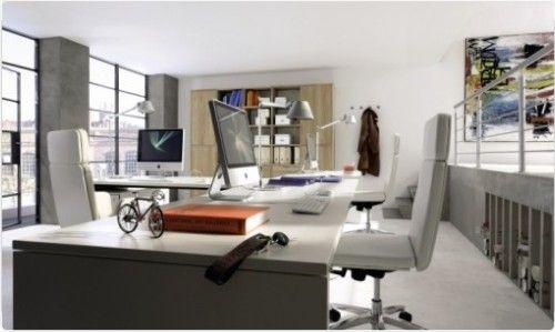 Nice small office design idea