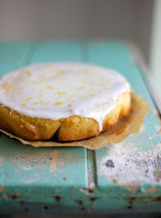 Lemon Cake via The Food Club #recipe