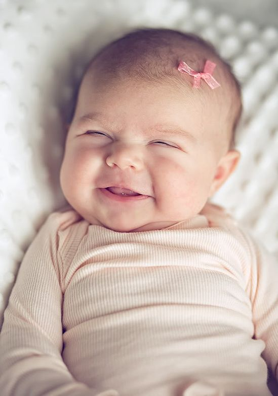baby smiles are the best