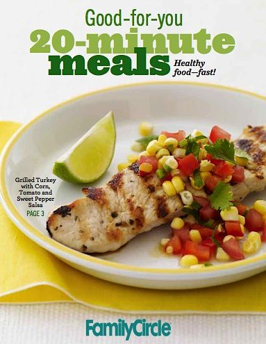 FREE e-Cookbook: Family Circle 20-Minute Meals! http://#dinner http://#recipes