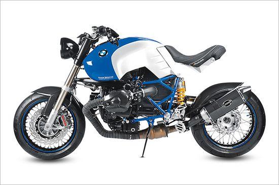 BMW HP2 Pipeburn - Purveyors of Classic Motorcycles, Cafe Racers & Custom motorbikes
