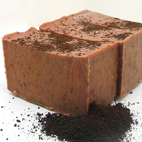 Cinnamon Spice, one BIG bar cold process (cp) soap