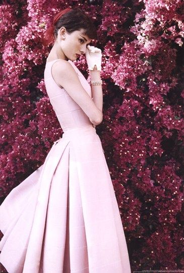 Audrey Hepburn - Dress