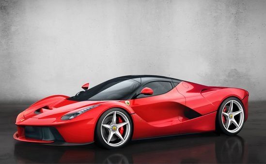 The 2014 laFerrari. 963HP, Hybrid v12, KERS, 1.3 mill USD - all of which will change when someone drops a supercharger in it.