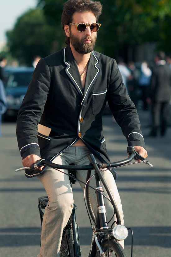 Citizen Couture, Milan MEN S/S 2012