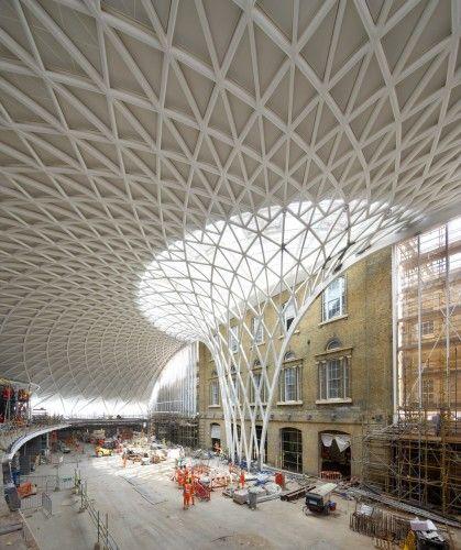 In Progress: King's Cross Station / John McAslan + Partners