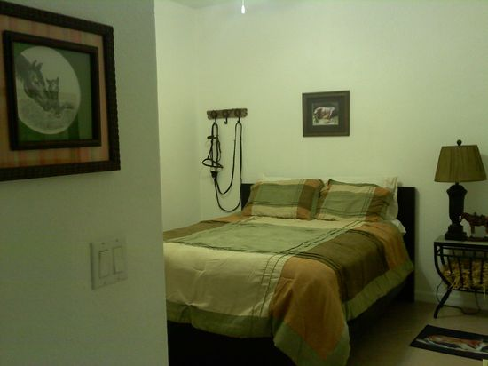 Equestrian Guest Bed Room