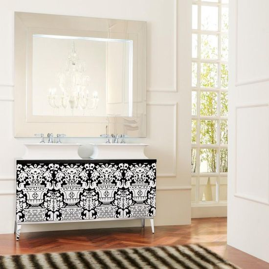 LUXE Italian Designer Bathroom Vanity Beautiful Furniture Lighting & Home Decor Enjoy & Be Inspired More Beautiful Hollywood Interior     Designer Inspirations To Repin & Share @ InStyle-Decor.com Beverly Hills Happy Pinning