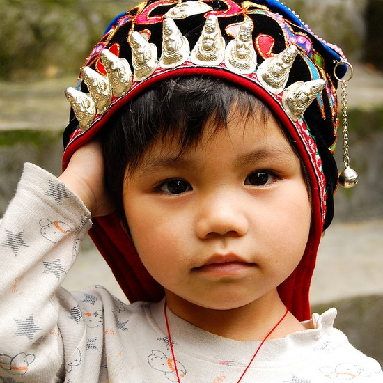 Yao boy by marin.tomic, via Flickr
